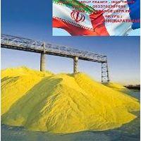 sulphur sulfur