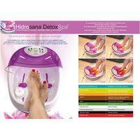 Hidrosana detox spa machine