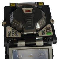 Fiber Fusion Splicer RY-F600 For FTTx Application Precise and Fast Fusing,SM,MM,DS,NZDS Fiber