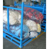 Fabric Racking ued for fabric storage
