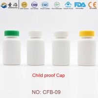 175ml Factory Direct Sale Empty HDPE Bottle China Supplier