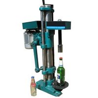 Semi-Automatic Crown Capping Machine