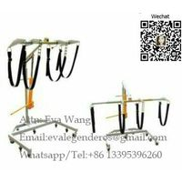 Funeral Hydraulic Mortuary Body and Casket Lifter