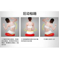 PVC newest hot selling twisting swing cushionfor beauty