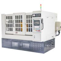 Auto outer track grinding machine for ball bearing thumbnail image