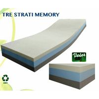 Mattress memory foam 4 ( 100% Made in Italy )