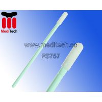 Texwipe TX757B cleaning foam swabs with polypropylene handle
