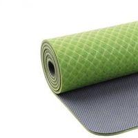 Eco-friendly Anti Slip Two Sides Texures TPE Yoga Mat thumbnail image
