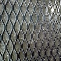 JIS standard expanded metal walkway XG-13 building material thumbnail image