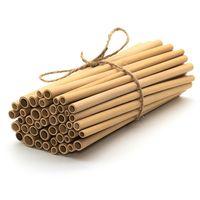 Bamboo straws thumbnail image