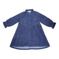 Ladies Denim Long Dress thumbnail image