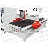 ATC CNC Machine With Vacuum Worktable SY-2030