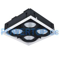 80W LED 4-Pot Square Grille Lamps. 20W,40W,60W available thumbnail image