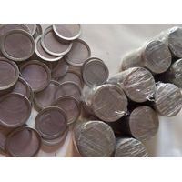 Stainless steel filter circle mesh