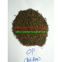 Export Black Tea - High quality