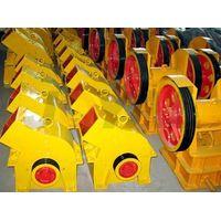 China leading Hammer crusher machine with high reputation