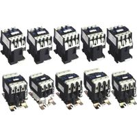Motor starter Magnetic Contactor CJX2 LC1 thumbnail image