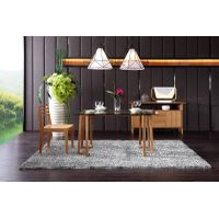 bamboo furniture set dining table chair thumbnail image