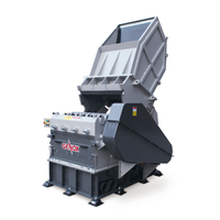 genox GXC Series - Heavy Duty Granulators | Plastic Film Recycling Granulator Manufacturer