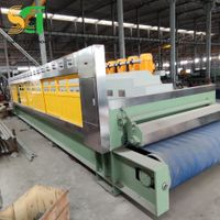 Fully-automatic slab line polisher for granite and marble surface - stone polishing machine for sale thumbnail image