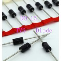 Free Samples 600W 15V DO-15 Package TVS Chip Diode P6KE15A/CA
