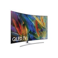 Samsung Electronics QN65Q7C Curved 65-Inch 4K Ultra HD Smart QLED TV (2017 Model)