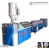 PLASTIC STICK AND ORGANIC PLATSTIC CLARITY TUBE PRODUCTION LINE thumbnail image