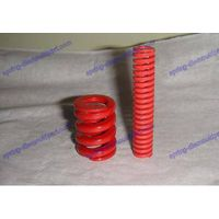 die compression spring red medium load thumbnail image