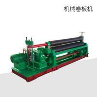 W11-82000 Three-Roll Mechanical Symmetrical Plate Rolling Machine