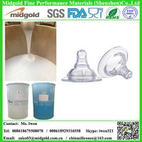 Food grade LSR liquid silicone rubber for baby pacifiers