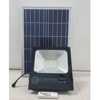 Solar photosensitive induction floodlight (100W)