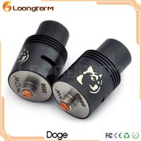 Rebuildable Stainless steel Dripping Atomizer Doge rda