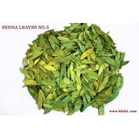 SENNA LEAVES AND PODS