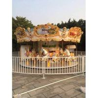 Amusement ride Luxury carousel