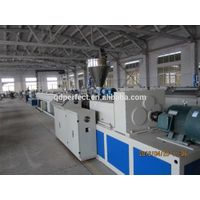 PVC Pipe Extrusion Line- PVC Pipe Extruder Machine-PVC Pipe Plant