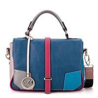 lady handbag cowskin leather bag thumbnail image