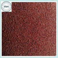 High hardness natural material Garnet sand 20/40