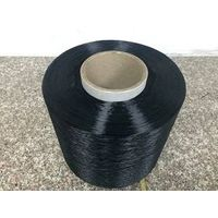 N6 high strength multifilament yarn, UV protected ,black yarn,