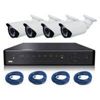 Hot Sale 4CH 960P NVR Kit