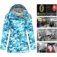 Ladies' Windproof /Waterproof Outwear Jacket