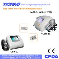 Popular Lipo Laser Cellulite Cut Weight Removal Body Slimming Equipment thumbnail image