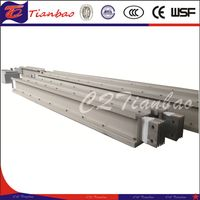 Low Voltage Sandwich Busway Aluminum Busbar Trunking System