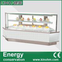 China factory,custom made,food display refrigerator,cake display refrigerator,pastry showcase refrig