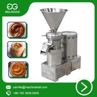Industrial sauce making machine date paste grinding machine