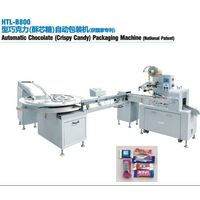 Automatic Chocolate pillow type Packing Machine
