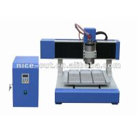 NC-A3636 MINI desktop cnc router for metal,plastic,acrylic,advertising industry thumbnail image