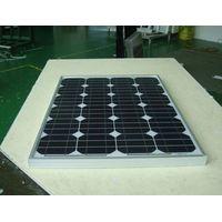 60W 18V monocrystalline silicon solar panel