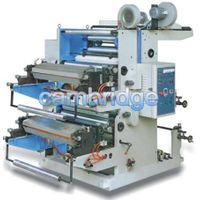 Stack Type 2-color Flexographic Printing Machine thumbnail image