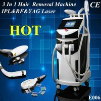 """Slim-girls"" ipl hair removal &RF skin rejuvenation&yag tattoo removal laser beauty machine,SG-E006 thumbnail image"