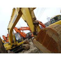 komatsu pc220-7 excavator thumbnail image